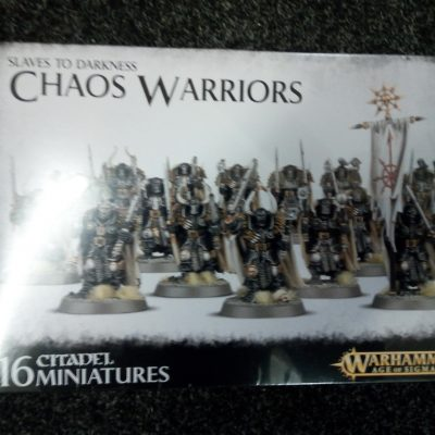 Warhammer Age of Sigmar: Slaves to Darkness: Chaos Warriors