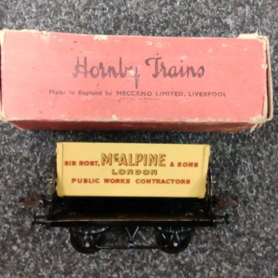 Hornby Meccano O Gauge No.1 Side Tipping Wagon 42225