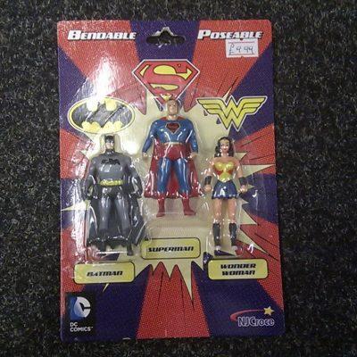 SCHLEICH-DC COMICS-BATMAN Batman Superman V - Action Figure NUOVO 22526