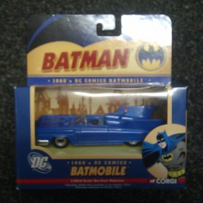 Corgi 1960 Batmobile