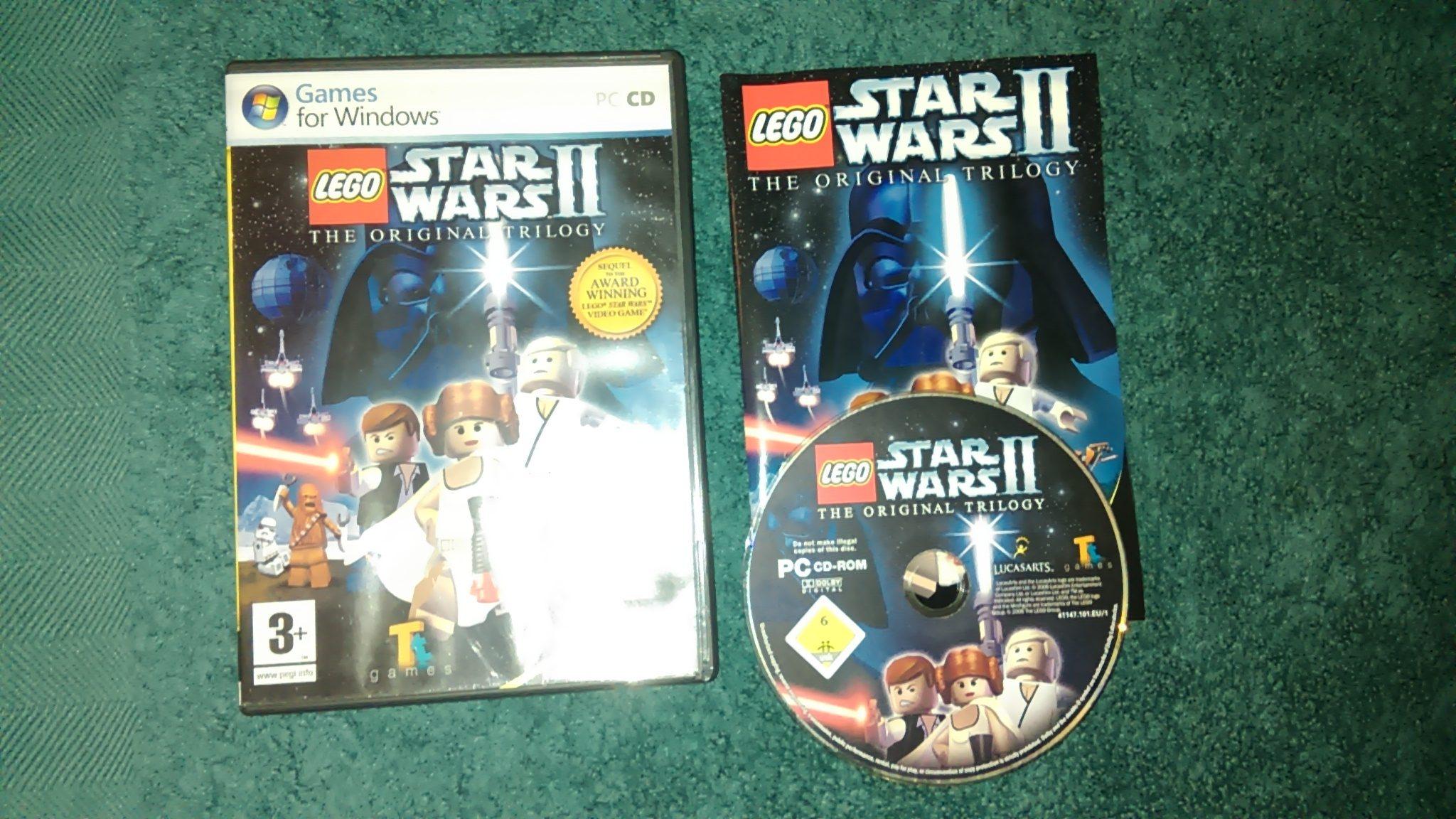 Lego Star Wars Ii The Original Trilogy Curios And Wonders